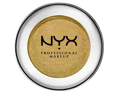 Prismatic Shadows Nyx Professional Makeup Gold